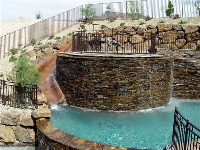 Las Vegas Residential Pools and Spas Photo Gallery - Las Vegas ...